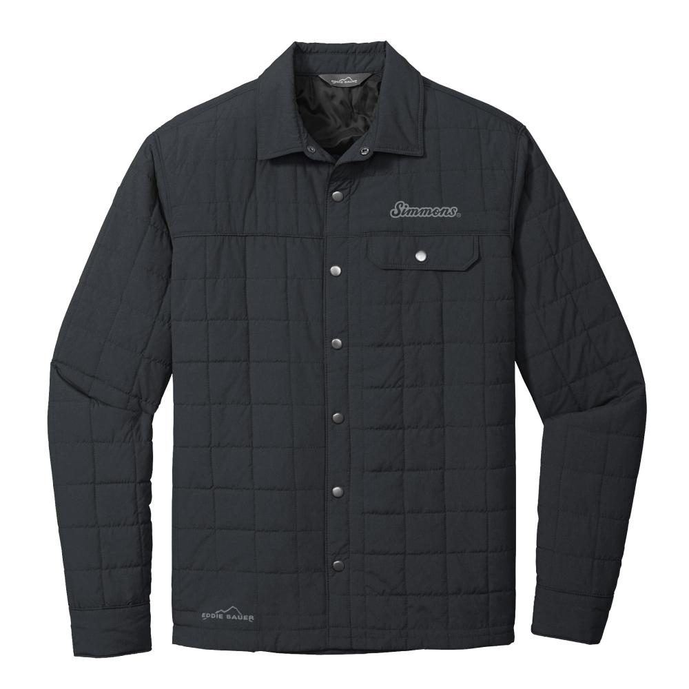 Eddie Bauer Shirt Jacket