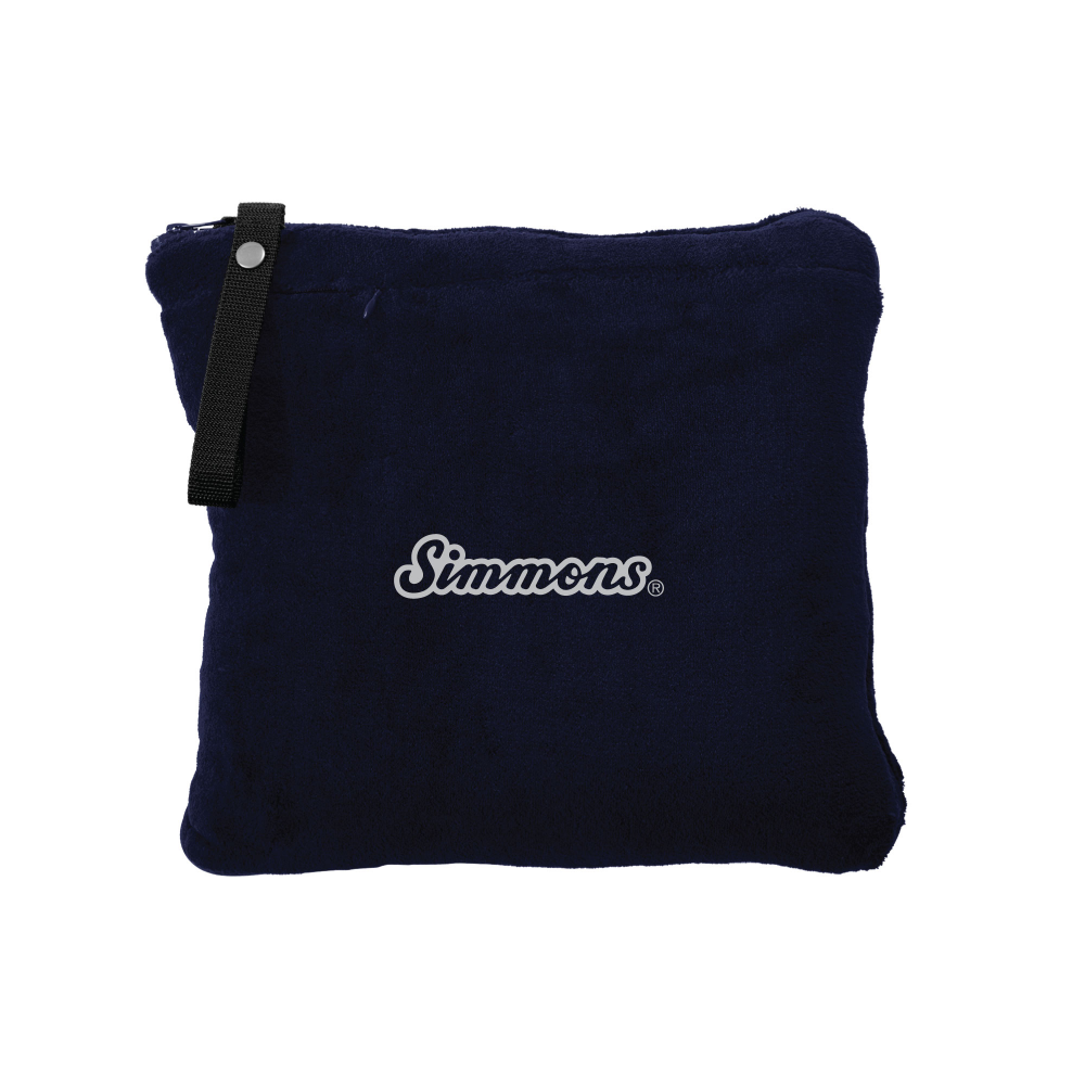 Simmons Travel Blanket
